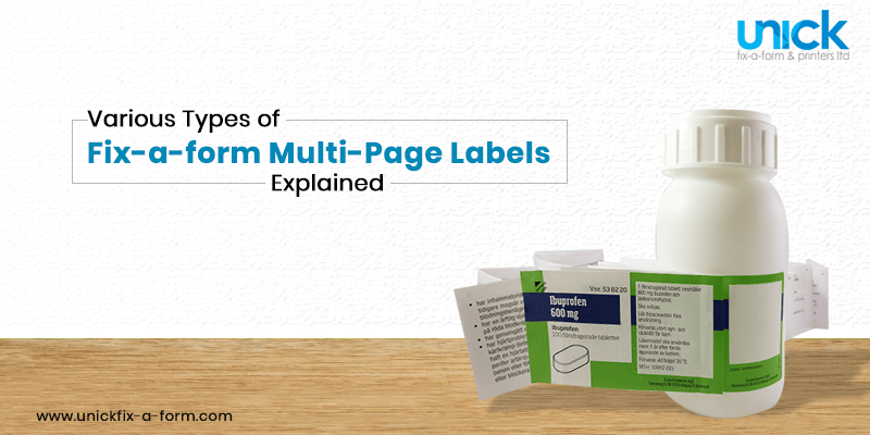 multi-page labels